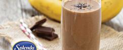 Milk Chocolate Peanut Butter Banana Smoothie