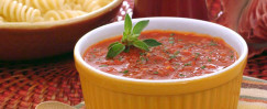Roasted Red Pepper Tomato Sauce