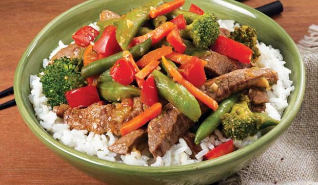 Beef & Broccoli Stir Fry