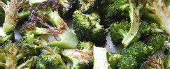 Crispy Baked Broccoli