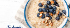 Berry Almond Oatmeal
