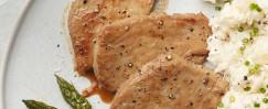 Garlic Sesame Pork Tenderloin
