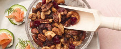 Toasted Nut & Cranberry Trail Mix