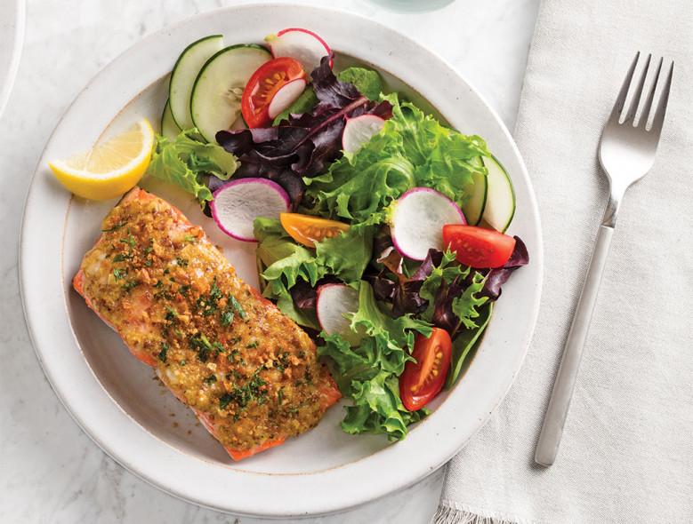 Dijon Salmon