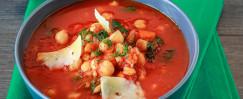 Farmhouse Vegetable and Farro Soup (Zuppa Di Verdure E Farro)