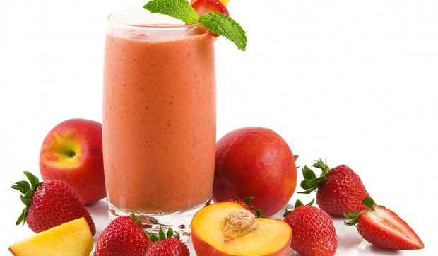 Fruit and Almond Smoothie