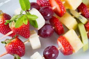 水果和奶酪卡波布