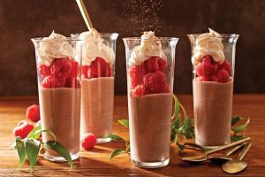 希腊酸奶巧克力慕斯