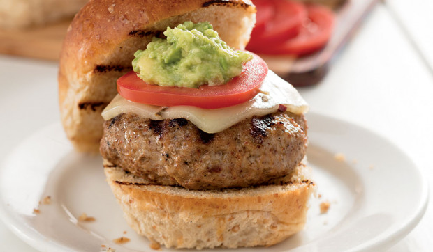 Healthy Mexican Slider