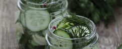 Low-Sodium Sugar-Free Pickles
