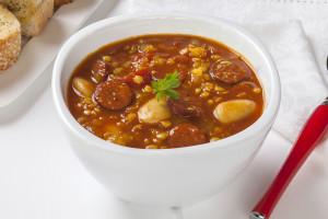 地中海扁豆汤