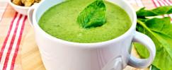 Mighty Greens Gazpacho