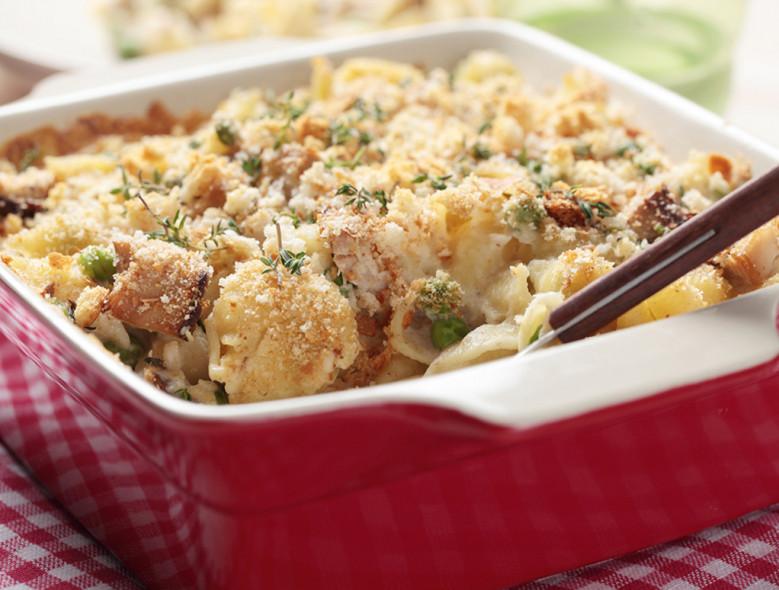 Modern Tuna Noodle Casserole
