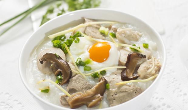 Oatmeal Congee