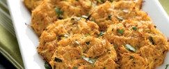 Root Vegetable Cakes