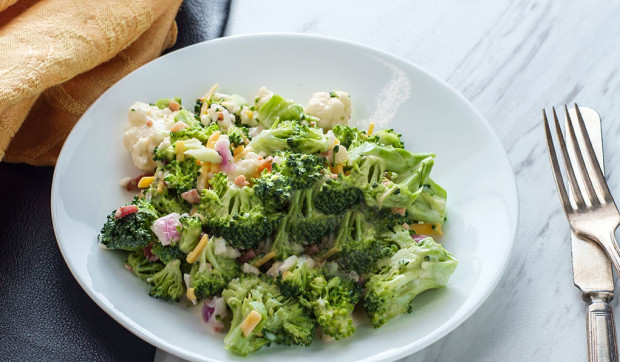 Southern Broccoli Salad