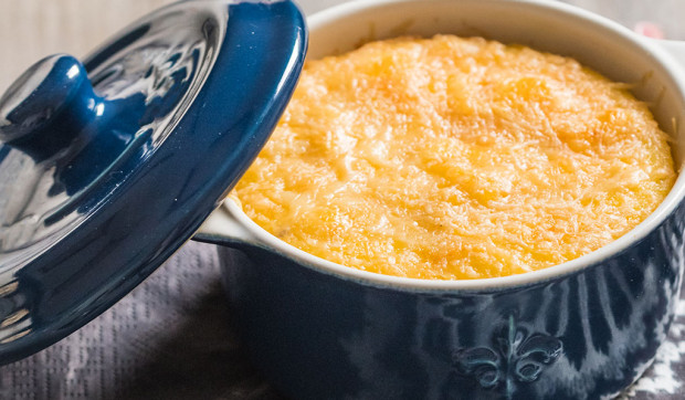 Baked Cauliflower Puree