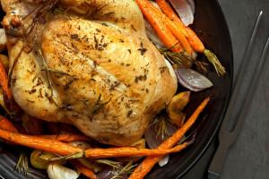 Best Roasted Chicken