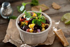 Black Bean and Corn Salad - Quick Recipe