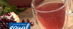 Pomegranate Mint Tea