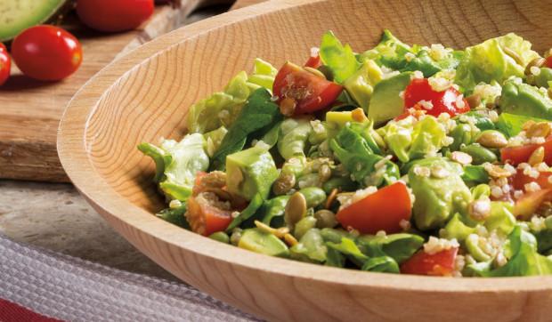 Sun-Kissed Health Salad