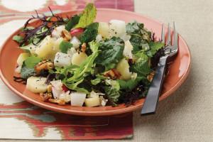 Bountiful Harvest Vegetable Salad