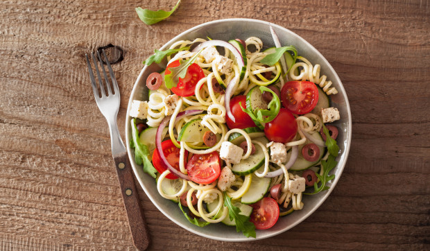 Team Tackle: Cold Pasta Salad