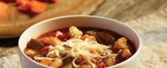 Garden Veggie and White Bean Chili