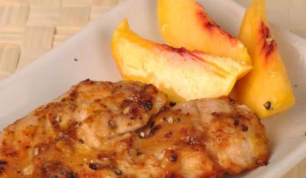 Apricot Glazed Chicken
