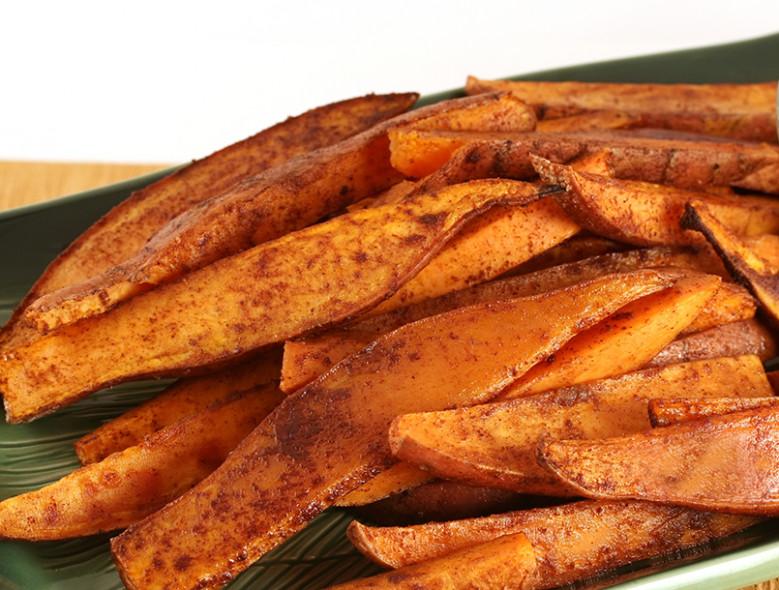 """Sweet"" Potato Fries"
