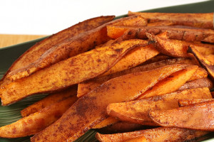 """Sweet"" Potato Fries"