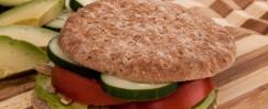 Avocado Veggie Sandwich