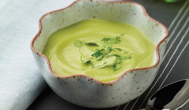 Avocado Summer Soup