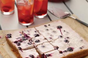 蓝莓酸奶柠檬条