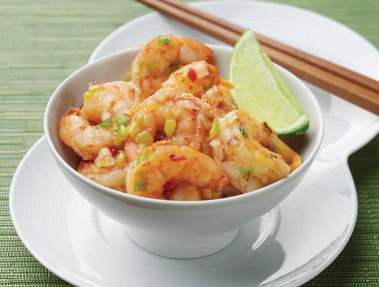 Cilantro Lime Shrimp
