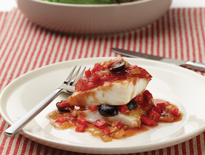 Budget-Friendly Cod Provencale