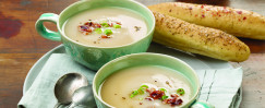 Garlic Mashed Potato Soup
