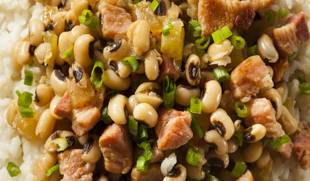 Barley Hoppin' John with Turkey Kielbasa