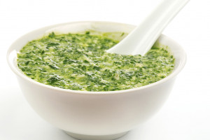 Basil Pesto Cream