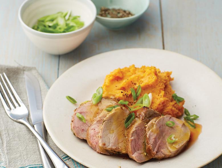 Jamaican Pork Tenderloin Roast