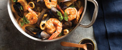 Malabar Mixed Seafood Curry