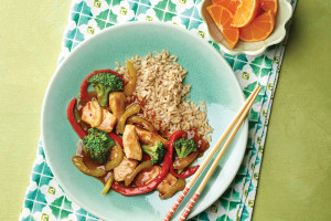 Master Chicken Stir Fry