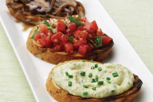 Portobello Mushrooms & Onions with Balsamic Glaze