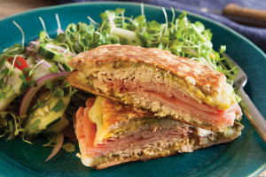 罗纳尔多古巴三明治