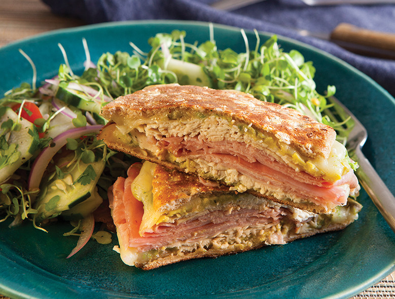 Ronaldo's Cuban Sandwich