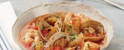 Smoky Seafood Stew