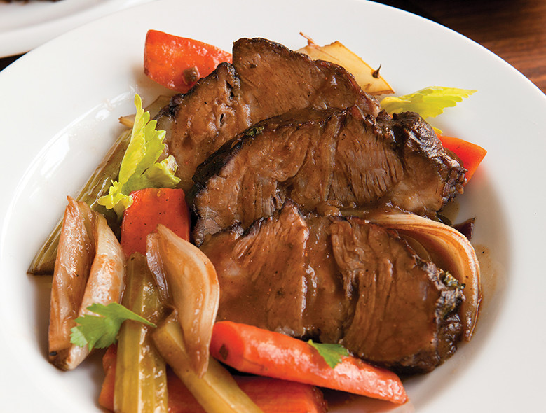 Sweet Home Beef And Veggie Pot Roast