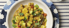 Trinidadian Curry Vegetables