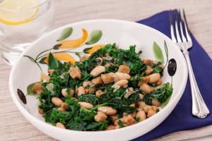 Budget-Friendly Kale and Sausage Sauté
