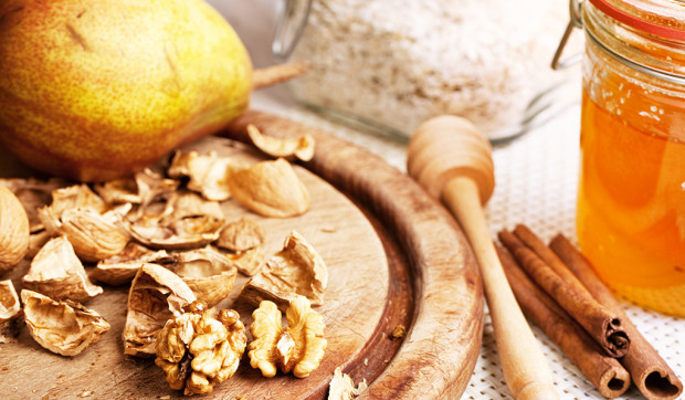 Cinnamon Roasted Pears